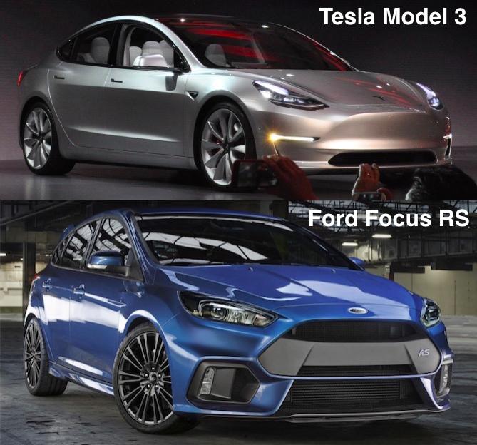 Tesla Unveils More Affordable Model 3, Gives Glimpse At